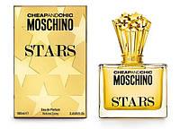 Женская туалетная вода Cheap and Chic Stars Moschino (купить женские духи москино чип, лучшая цена на москина)