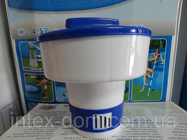 Поплавок-дозатор для бассейнов МАКСИ 1