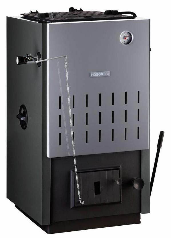 Твердопаливний опалювальний котел Bosch Solid 2000 SFU 27 HNS