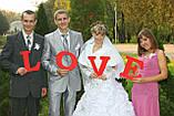 Буквы LOVE заготовка для декора, фото 3
