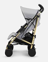 Прогулочная коляска трость Elodie Details Stockholm Stroller Golden Grey