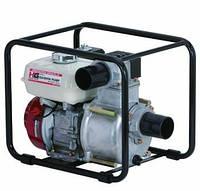 Мотопомпа для загрязненной воды с твердыми частицами 75х75мм, Honda GX160, 1000л/мин, Daishin SST-80HX.