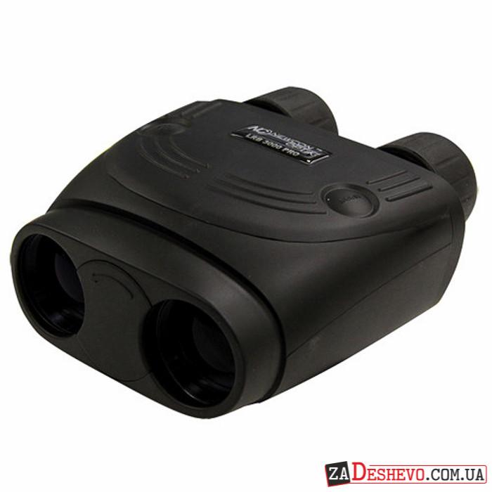 Лазерний далекомір Newcon Optik LRB 3000PRO (7х40) Laser Rangefinder Binoculars (LRB 3000PRO)