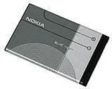 Аккумулятор для Nokia BL-4С Оригинал, фото 2