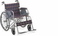 Коляска инвалидная стальная (ткань)