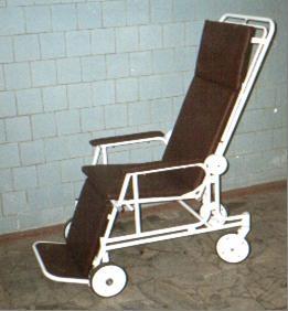 Кресло-каталка комбинированная для взрослых КК - Интернет-магазин «medshop» в Харькове