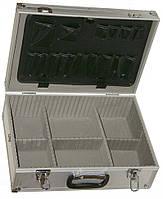 Кофр металлопластиковый для скорой помощи 450х320х150