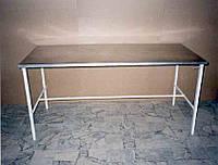 Стол перевязочный с матрасом и без матраса( нерж.панель) СП-2Н