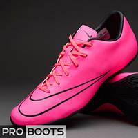 Футзалки Nike Mercurial Victory V IC Hyper Pink/Hyper Pink-Black-Black