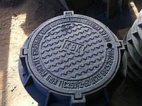 Люки канализационные чугунные