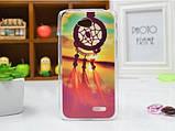 Чехол для LG L70/D325 панель накладка с рисунком одри, фото 9
