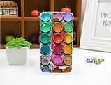Чехол для LG L70/D325 панель накладка с рисунком одри, фото 2