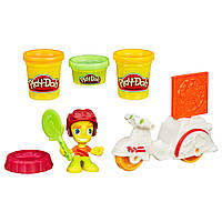 "Набор пластилина Play-Doh Town ""Доставка пиццы"" B5976"
