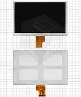 Дисплей (LCD) для Acer Iconia Tab B1-A711, оригинал