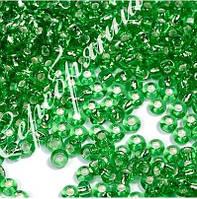 Бісер світло-зелений 57100 Чехія Preciosa