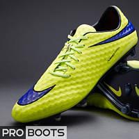 ff4acfe8a0b7 Футбольные бутсы Nike Hypervenom Phantom FG Volt Persian Violet Hot  Lava Black