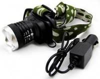 Налобный фонарик BL POLICE 6809 20000W