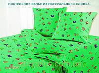 Комплект детского постельного белья  110х140  дет\б.р\