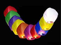 Небесные фонарики размер 33х40х85см