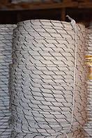 Веревка 6 мм - 50 м, шнур капроновый (полиамидный)