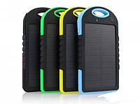 Зарядное устройство Power Bank на солнечной батареи 10000mAh