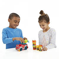 "Набор пластилина Play-Doh Town ""Пожарная машина""  B3416"