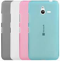 Силиконовый чехол для Microsoft Lumia 640XL