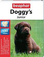 Витамины Беафар для собак Доггис юниор №150 (сердечки)