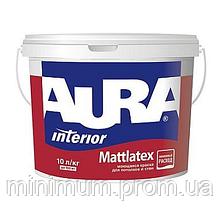 Aura Mattlatex Моющая краска для стен и потолков