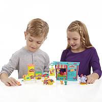 "Набор пластилина Play-Doh Town ""Магазинчик животных"" B3418"