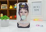 Чехол для LG L80/D380 панель накладка с рисунком Алиса в стране чудес Jack Daniels, фото 3