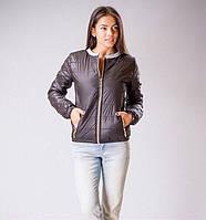 Женская короткая элегантная весенняя куртка , фото 1