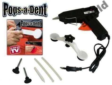 Инструмент Pops A Dent сам себе рихтовщик