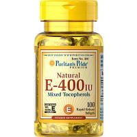 Витамин Е 400 MIX 100 капс.