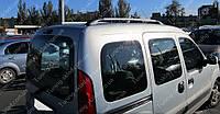 Рейлинги на Рено Кангу 1 (алюминиевые рейлинги Renault Kangoo 1 разборные)