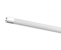 Лампа светодиодная LED Т8 9W 600мм скло G13 6500K  800 Lm EUROLAMP