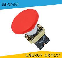 Кнопка управления ХВ2-BR42 (красная)