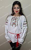 """Женская сорочка-вышиванка """"Иринка"""" большого размера"""
