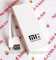Универсальная батарея - Xiaomi power bank 6000 mAh, фото 2