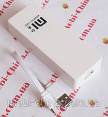 Универсальная батарея - Xiaomi power bank 6000 mAh, фото 3