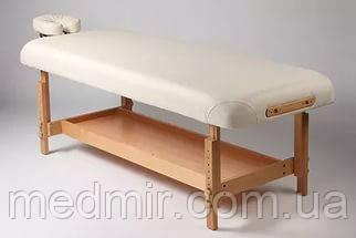 SPA COMFORT (СПА КОМФОРТ) стационарный деревянный массажный стол