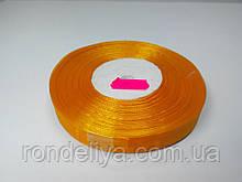 Лента органза 15 мм нежно-оранжевый