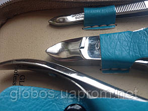 Маникюрный/педикюрный  набор  GLOBOS 240-7N, фото 3