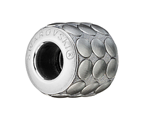 Бусины Pandora от Сваровски 80701 Gunmetal Metallics Brushed