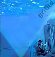 Релаксирующий ночник проектор волны океана mp3