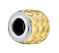 Бусины Pandora от Сваровски 80701 Gold Metallics Brushed