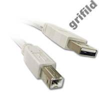 Кабель для принтера USB шнур 1,8м