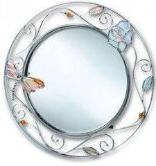 Элегантное косметическое зеркало Стрекоза с розой Jardin D'ete 18380