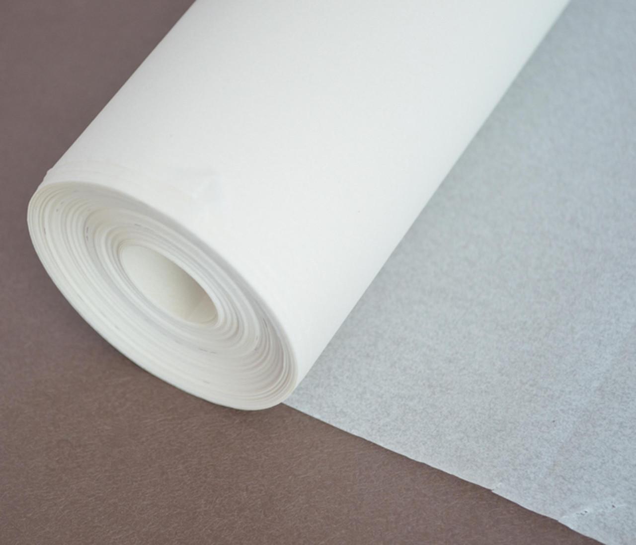 Калька бумага под карандаш 640мм*40м прозрачная пл.52г/м2, рулон