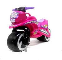 Каталка мотоцикл для девочки